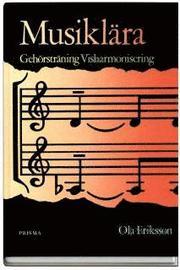Musiklära gehörsträning visharmonisering
