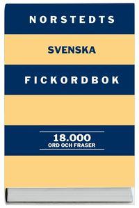 Norstedts svenska fickordbok (h�ftad)