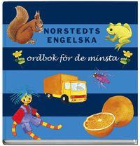 Norstedts engelska ordbok f�r de minsta (kartonnage)