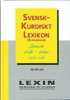 Svensk-kurdiskt lexikon (sydkurdiskt)