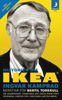 Historien om IKEA : Ingvar Kamprad ber�ttar (pocket)