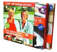 Doktor Dahlqvist & Airam : tv� LCHF-kokb�cker (inbunden)