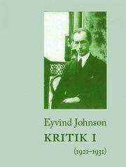 Kritik. 1 1921-1931