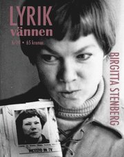 Lyrikvännen 6/2014 Tema: Birgitta Stenberg