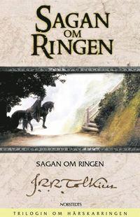Sagan Om Ringen (kartonnage)