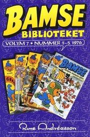 Bamsebiblioteket. Vol. 07 Nummer 1-5 1976