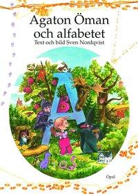 Agaton �man och alfabetet