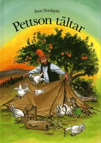 Pettson T�ltar (inbunden)