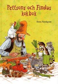 Pettsons och Findus kokbok (inbunden)