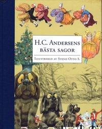 H. C. Andersens b�sta sagor (inbunden)