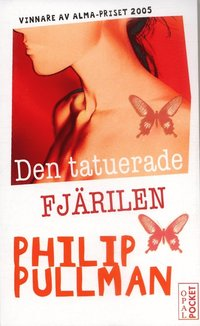 Den tatuerade fj�rilen (pocket)