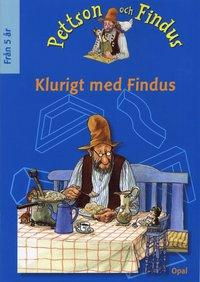 Klurigt med Findus (h�ftad)