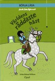 Världens räddaste häst