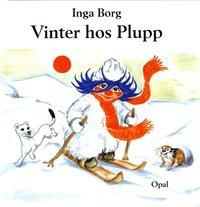 Vinter hos Plupp (inbunden)