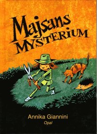 Majsans mysterium (inbunden)