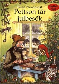 Pettson f�r julbes�k (+ CD)