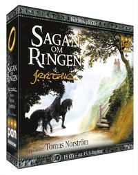 Sagan Om Ringen (ljudbok)