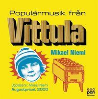 Popul�rmusik fr�n Vittula (ljudbok)