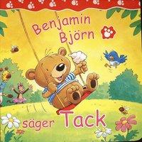 Benjamin Bj�rn s�ger Tack (kartonnage)