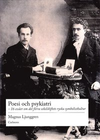 Poesi och psykiatri : 16 ess�er om det f�rra sekelskiftets ryska symbolistkultur (inbunden)