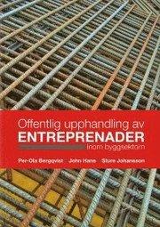 Offentlig upphandling av entreprenader inom byggsektorn