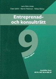 Entreprenad- och konsulträtt. Utg 9