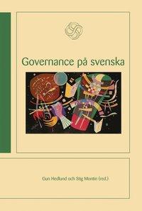 Governance p� svenska (h�ftad)