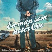 En man som heter Ove (mp3-bok)