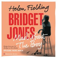 Bridget Jones Mad about the boy (mp3-bok)