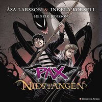 Nidst�ngen (mp3-bok)