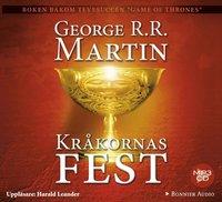 Game of thrones - Kr�kornas fest (ljudbok)