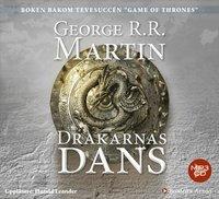Game of thrones - Drakarnas dans (ljudbok)