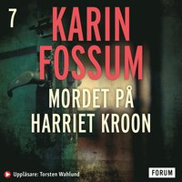 Mordet p� Harriet Krohn (mp3-bok)