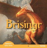 Brisingr eller Eragon skuggbanes och Saphira Biartskulars sju l�ften (h�ftad)