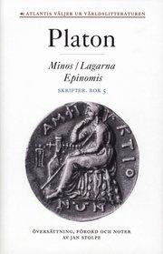 Skrifter. Bok 5 Minos ; Lagarna ; Epinomis