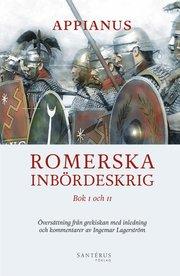 Romerska inbördeskrig : bok I och II