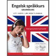 Engelsk Språkkurs. Grunnkurs. (ljudbok)