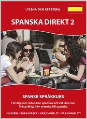 Spanska Direkt 2 MP3CD
