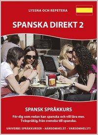 Spanska Direkt 2 (mp3-bok)