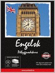 Engelsk språkkurs Påbyggnadskurs MP3CD
