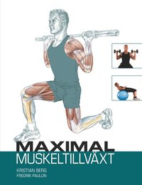 Maximal muskeltillv�xt (h�ftad)