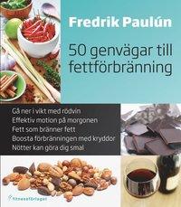 50 genv�gar till fettf�rbr�nning (inbunden)