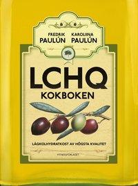 LCHQ - kokboken (kartonnage)