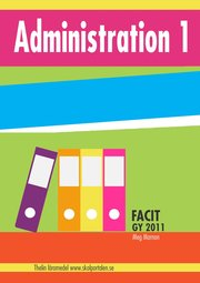 Administration 1 – Facit
