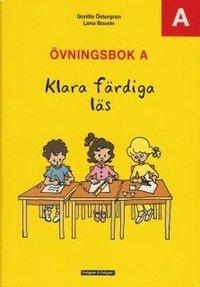 Klara f�rdiga l�s. �vningsbok A (h�ftad)