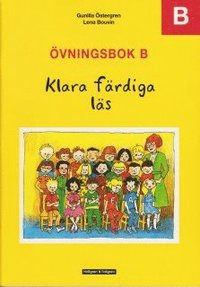Klara f�rdiga l�s. �vningsbok B (h�ftad)
