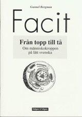 Från topp till tå : om människokroppen på lätt svenska. Facit