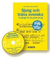 Sjung och träna svenska med DVD
