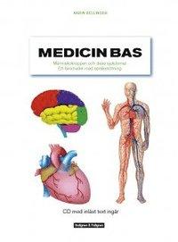 Medicin Bas med spr�kst�ttning, spr�k�vningar och DVD (h�ftad)