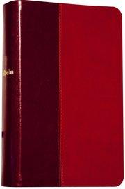 Bibeln Duo Soft röd liten